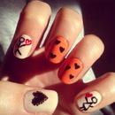Valentine's day nailwear :)