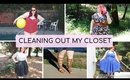 CLEANING OUT MY CLOSET: Plus Size Fashion Closet Sale