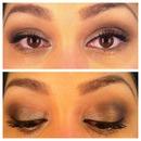 Bronze Eye