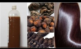 This Homemade - Herbal Shampoo is the BEST Hair Treatment EVER! || DIY Long, Thick Hair