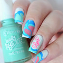 Water Marble & Stamping