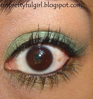 EOTD: Grassy Knoll http://msprettyfulgirl.blogspot.com/2011/11/eotd-grassy-knoll.html