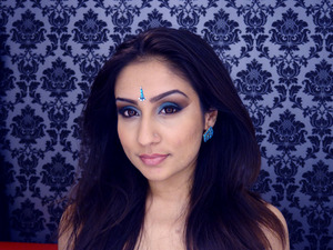 Asian Indian Pakistani Party Look