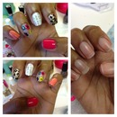 Busy nails