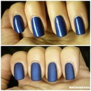 Maybelline 80 Electric blue