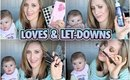 WEEKLY LOVES & LET-DOWNS ARE BACK!!!! + GIVEAWAY WINNER