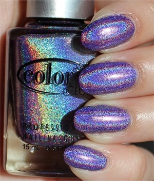 See more swatches and my review here: http://www.swatchandlearn.com/color-club-eternal-beauty-swatches-review/