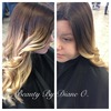 Ombre hair color by Diane o.