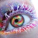 Rainbow eyes!!!