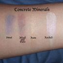 Concrete Minerals Swatch