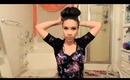 The Perfect Hair Bun (Ballerina Bun) Tutorial!