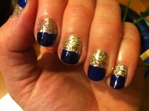 Revlon Top Speed: Royal 730 Color Club: Take the stage 945