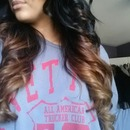 My New Ombre Hair ♥