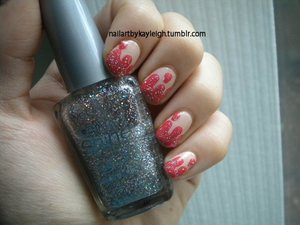 Sally Hansen Complete Salon Manicure in Naked Ambition Sally Hansen Complete Salon Manicure in Frutti Petutie Wet n Wild Wild Shine in Kaleidoscope