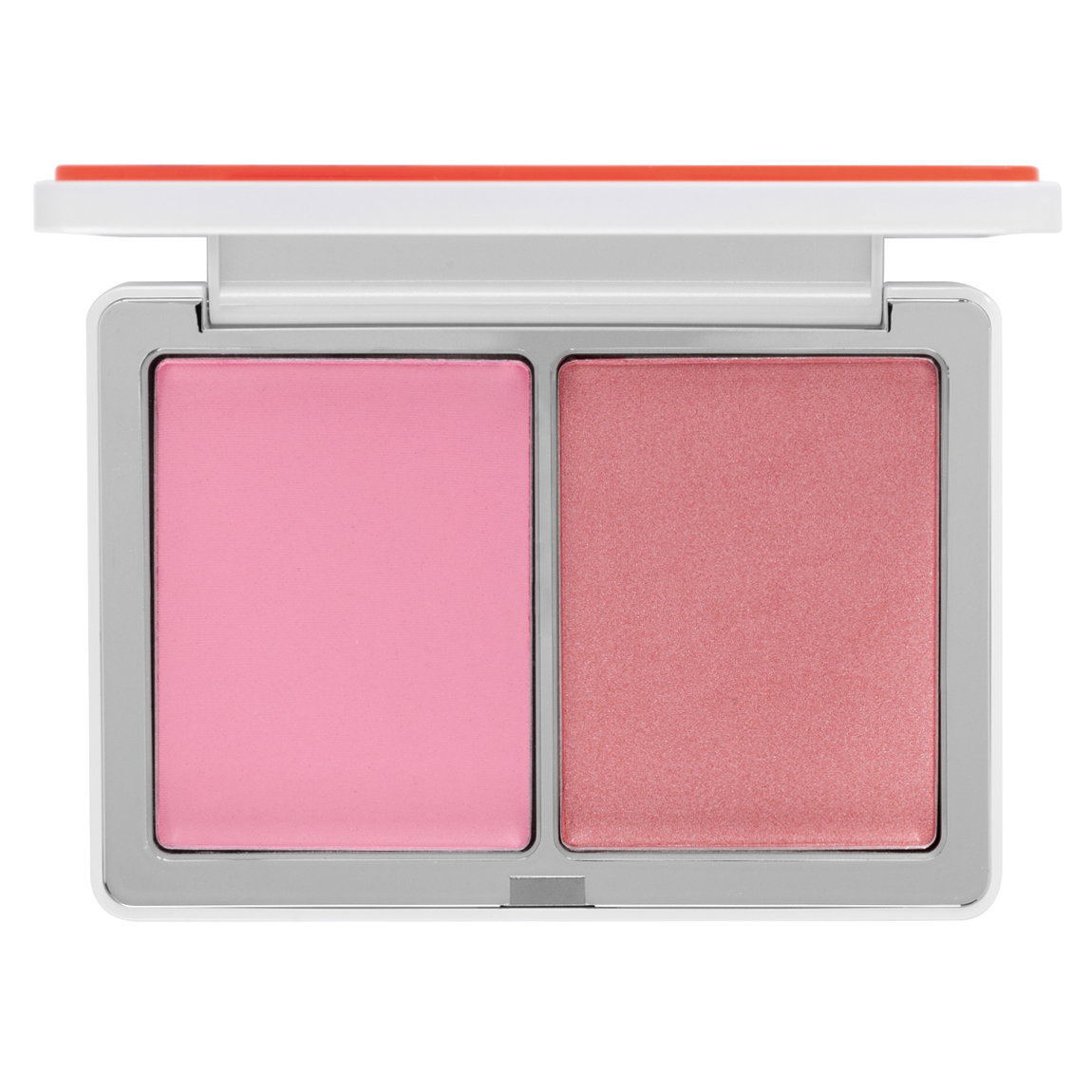 Natasha Denona Blush Duo 02 - Light Antique Rose product swatch.
