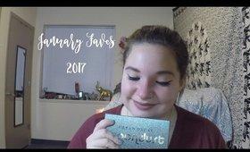 January Favorites 2017