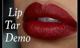 Sample Lip Tars Lipstick (for free) & Application Demo