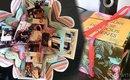 #DIY Exploding Memory Box Anniversary  Gift