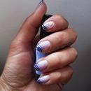 Violet zebra