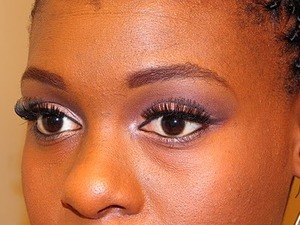 Another look using Naked Palette