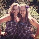 sister twinsies.