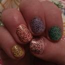 My Fist Good Nail Stamp Nails
