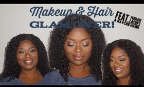 FabuLuxe Glam Over | feat Fabuluxe Lashes & KayCee Hair