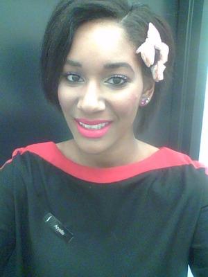 Feelin' a little girly :)