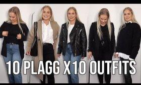 10 PLAGG BLIR TIL 10 OUTFITS!