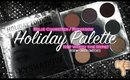 Kylie Cosmetics l 👎 l Kyshadow Holiday Palette l 👎 l Review + Live Brush Swatches!