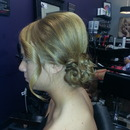 Updo By Bridgette West