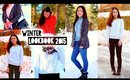 Winter Lookbook 2015 // School Outfit Ideas