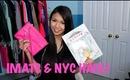 Haul: IMATS & NYC!