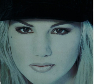 Icy Blonde. 1990s. Make Up by Darilynn