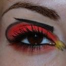 Angry Birds Makeup