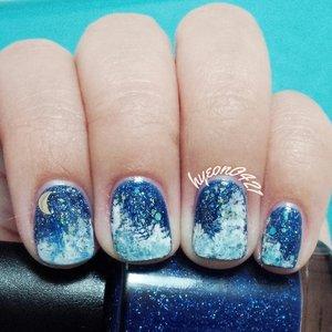 today nail art
