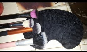 $6 DUPE FOR THE SIGMA BRUSH CLEANING MATT