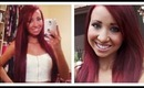 New Red Hair & Update!