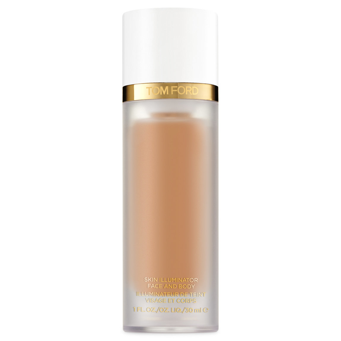 TOM FORD Face and Body Skin Illuminator 01 Gilt Glow alternative view 1 - product swatch.
