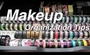 MAC Makeup Storage -Holds Violet Voss Glitters, Make Up For Ever and more... IKEA
