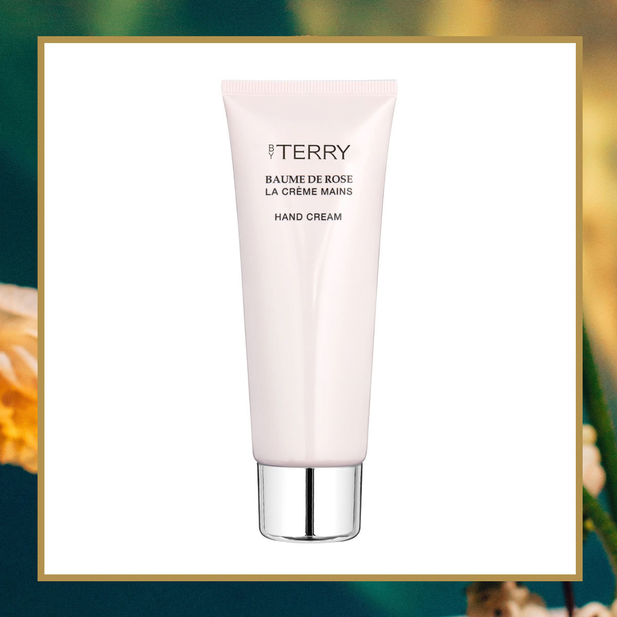 Spend {promo_threshold}+, receive a mini BY TERRY Baume de Rose Hand Cream
