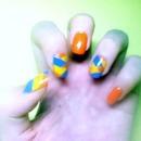 Braided nails