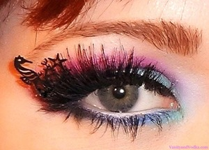 A fun makeup look I did inspired by my aquarium :-) http://www.vanityandvodka.com/2013/02/aquarium-eyes-2013-with-sugarpill.html