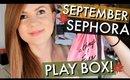 SEPHORA PLAY! SEPTEMBER 2017 UNBOXING   Kristen Kelley