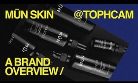MŪN Skin: A Brand Overview + Instagram Giveaway | TophCam