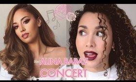 GRWM: Alina Baraz Concert + Concert Footage!