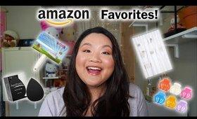 Random Amazon Favorites! | Amy Yang