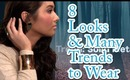 LookBook #9: 2011 Fall Fashion Trend & Haul