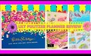 Lily Pulitzer 2015- 2016 Agenda and Planner Review!