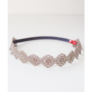 ban.do metallic lace headwrap